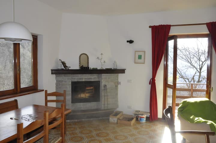 Very cute apartment in Margno, Valsassina
