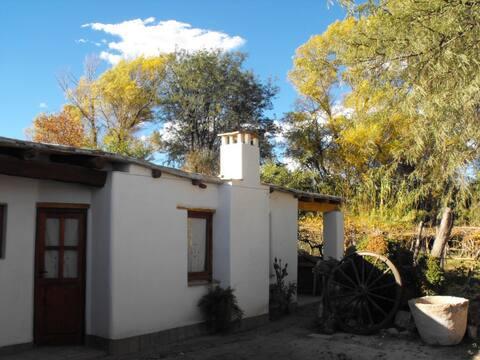 Antigua casona en San Carlos Salta
