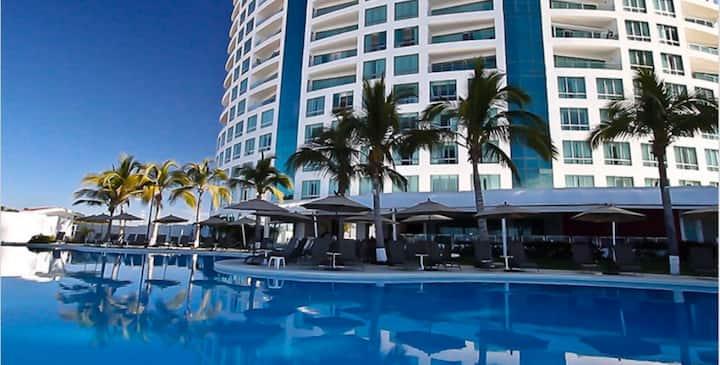 Departamento Park Royal Beach Mazatlán
