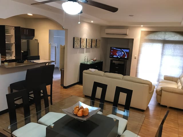 2 Rm. Apartment Furnished in San Pedro