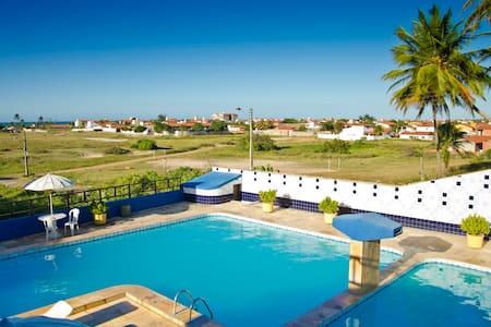 Casa de praia em Fortaleza - 阿基拉斯(quiraz)