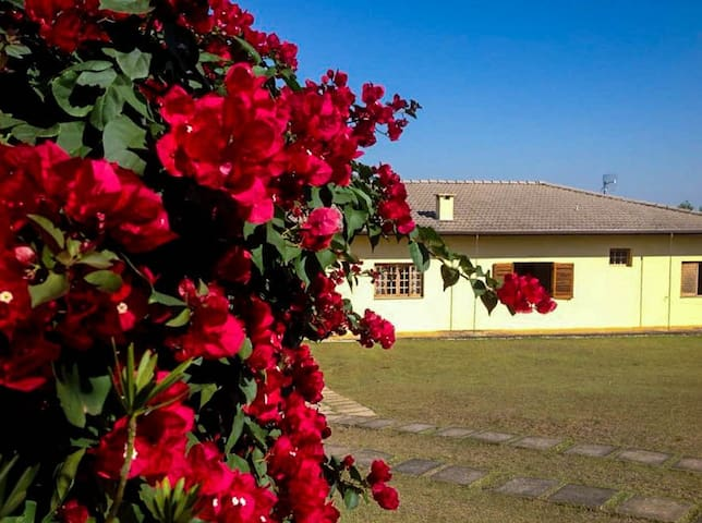 Casa aconchegante no Circuito das Águas - Amparo - Ev