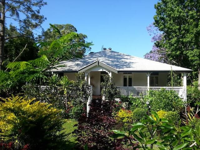 White Cedar Apartment - Bangalow - Apartamento
