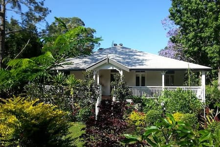 White Cedar Apartment - Bangalow