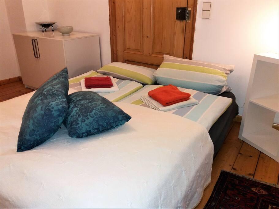 studioapartment in ruhiger innenstadtnaher lage condos zur miete in mannheim baden. Black Bedroom Furniture Sets. Home Design Ideas