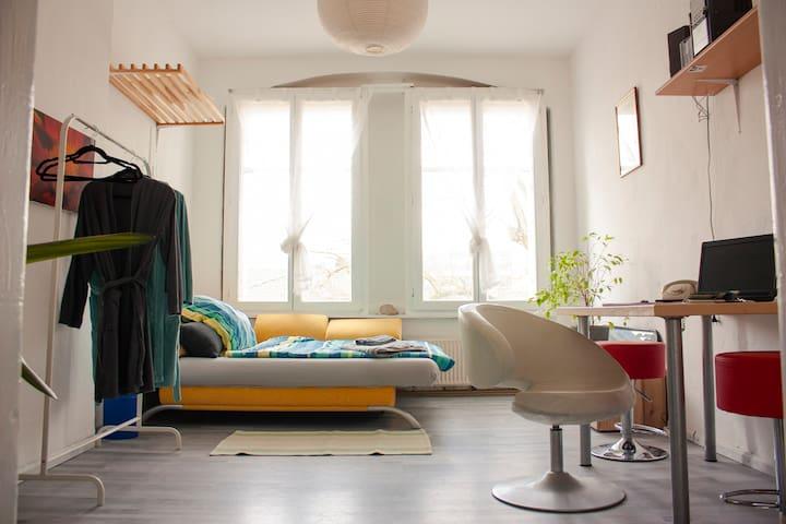 Zimmer im Zentrum