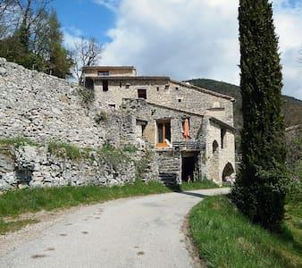 Maison à La Paillette - Montjoux - Montjoux