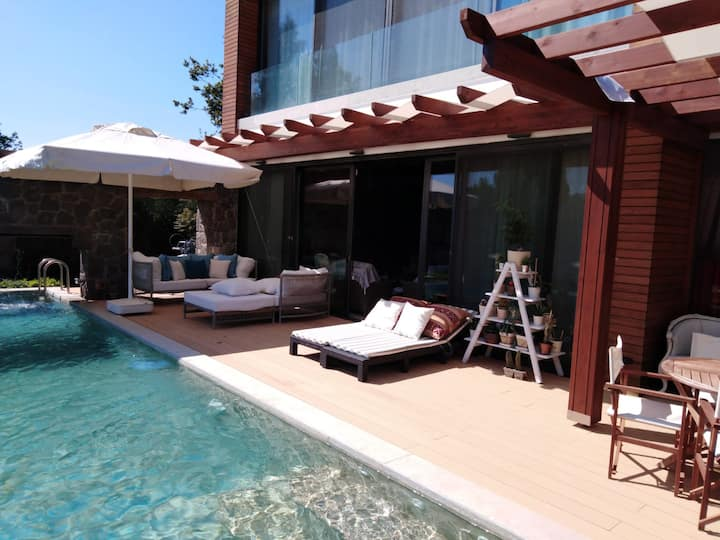 Villa No 5, Bed and Breakfast -Bodrum, Selene Room