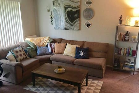Beautiful, Cozy, Clean Condo right outside Philly! - Nether Providence Township - コンドミニアム