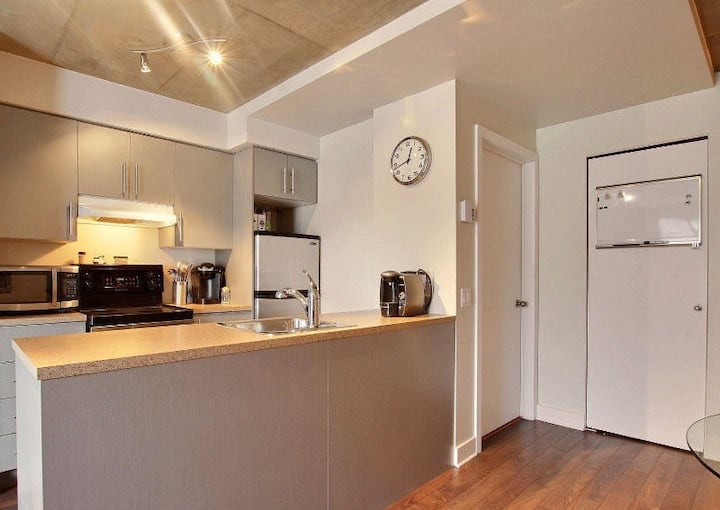 Furnished Condo Downtown Montreal