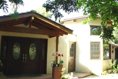 Rancho Santa Fe Room - Rancho Santa Fe - Bed & Breakfast