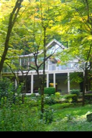 HOUSE BEAUTIFUL IN LAKE LURE, NC - Lake Lure - Casa