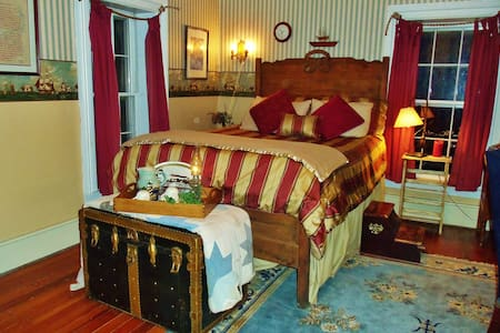 "Lylewood Inn B&B ""Sailor's Rest"" - Indian Mound - Bed & Breakfast"
