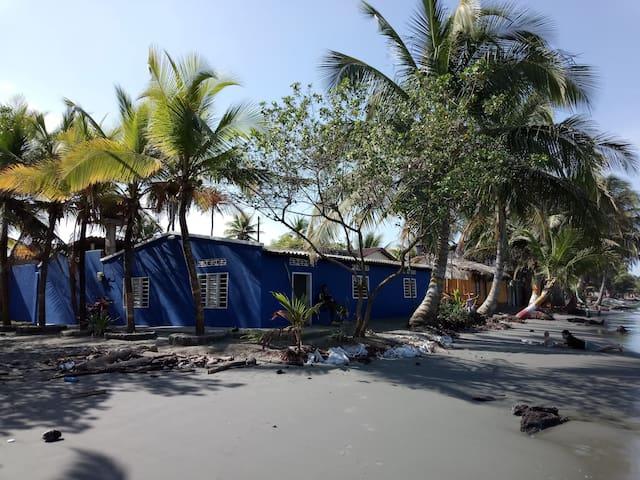 Cabaña Playa Caribe Colombiano Moñitos Córdoba