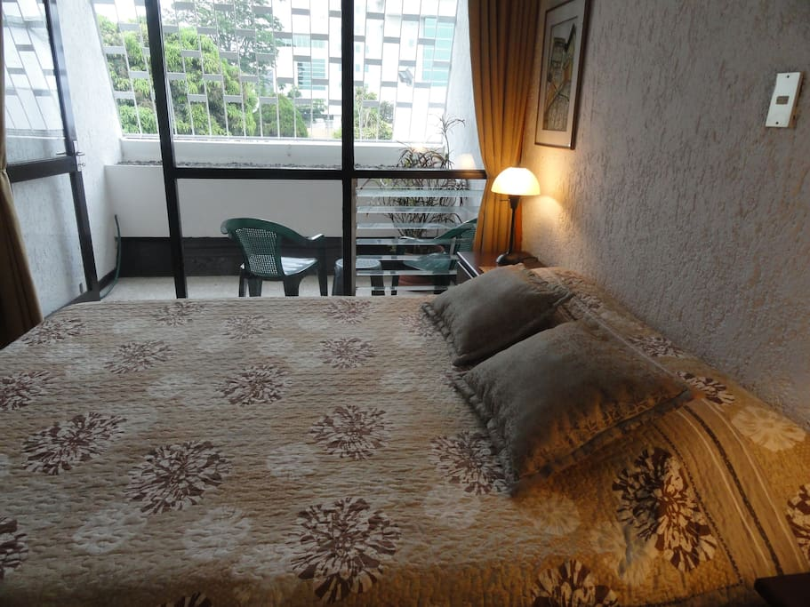 Superior room,1 queen-size bed, en-suite balcony, view 3