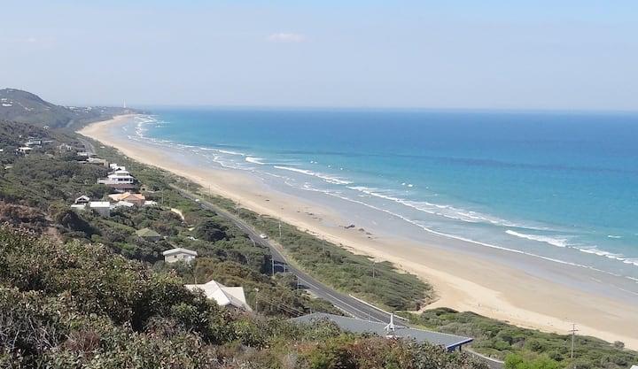 A Rare, Surfcoast Beach Experience!