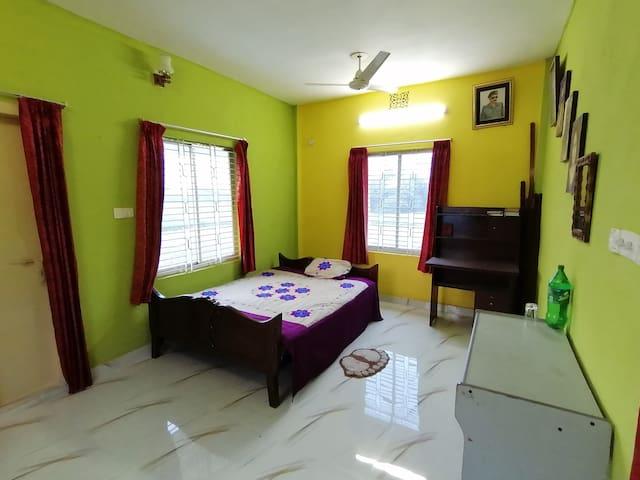 Bedroom side a