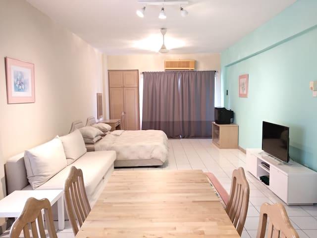 Studio Room at Selesa Hillhomes Bukit Tinggi