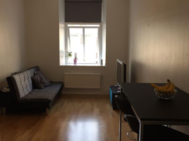 Fantastisk läge mitt på Vasastan - Göteborg - Apartemen