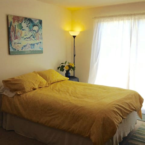 Sweet studio close to the surf - Santa Cruz - Apartment