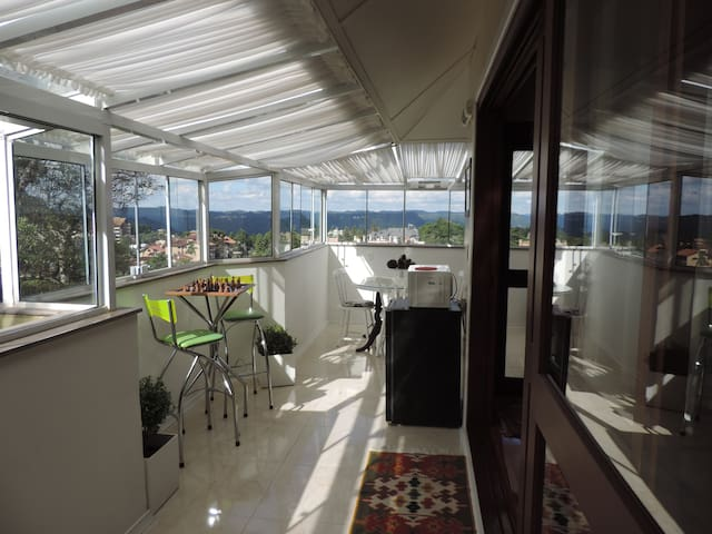 Suite no centro de Gramado/ RS