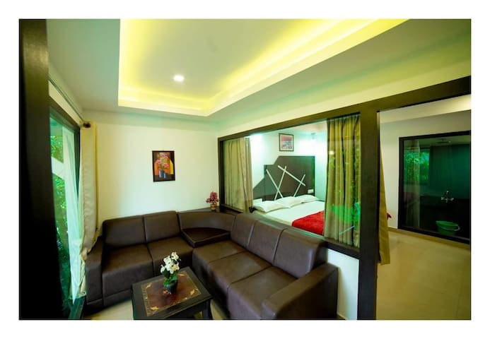 Suite Room - Windhills Village Homestay