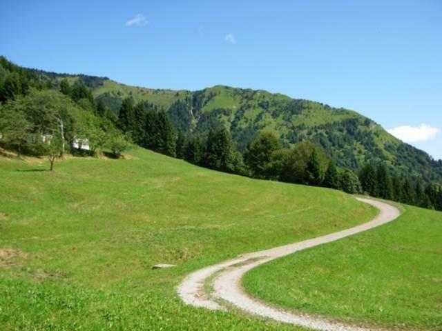 Casa di Nan, tipica del '700, Carnia, Alto Friuli. - Maranzanis