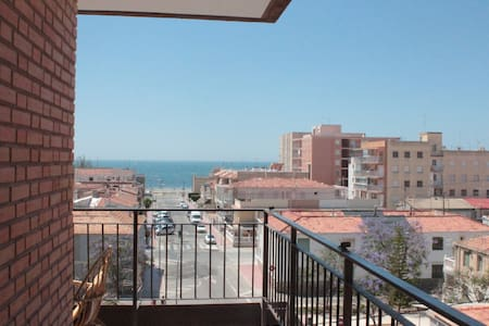 Comfortable apartment on the coast - Appartement