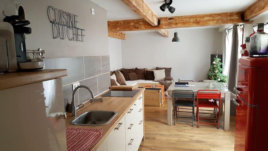 Appartement T3 Barcelonnette - Praloup Sauze