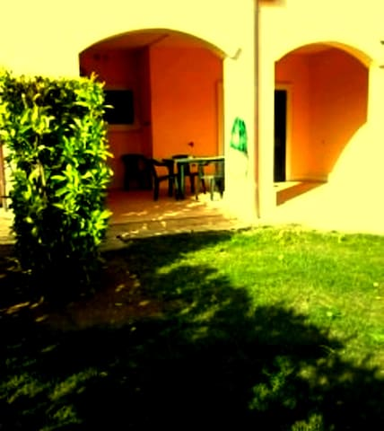 VILLETTA AL MARE in residence  in Basilicata - Lido - Ferienunterkunft