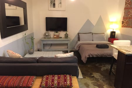 Williamsburg Studio SelfContained Perfect Location - Brooklyn - Loft
