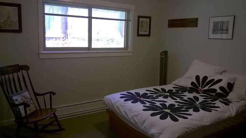 Private Room in Comfortable, Quiet Home - Kenmore - Ev