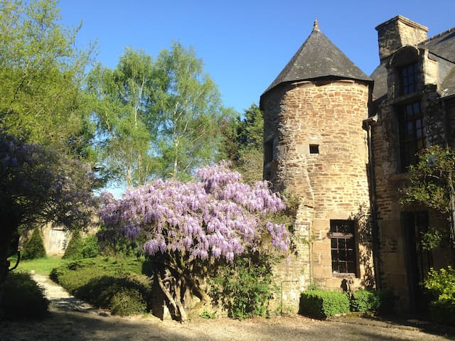 LE MANOIR DU JARDIN - Saint-Hilaire-du-Harcouët - Lägenhet