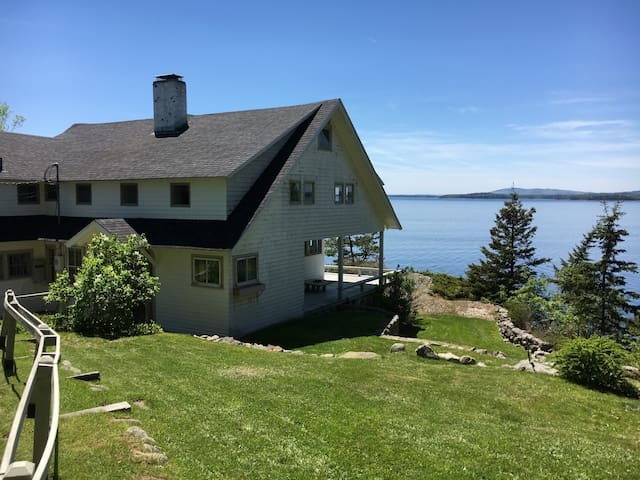 Dyce Head Overlook - Castine - Rumah