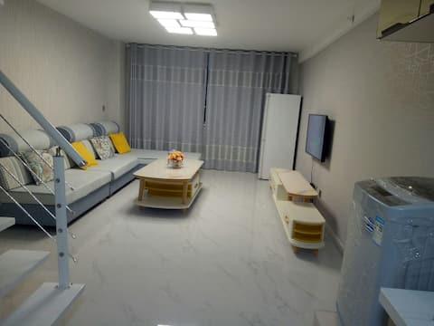 铂雅公馆精品复式公寓