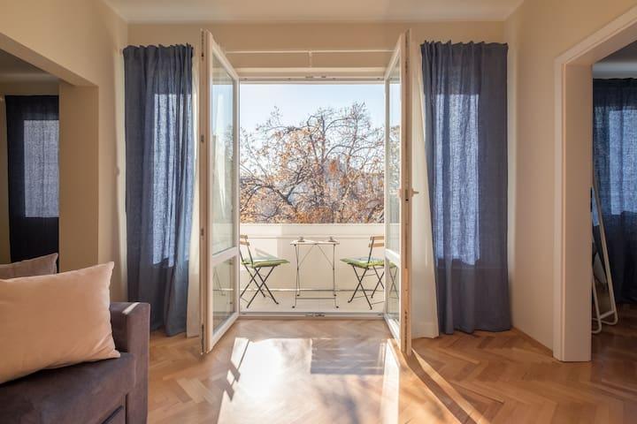 #Stayhome @Zaimov's Balcony -2BD Central Apartment