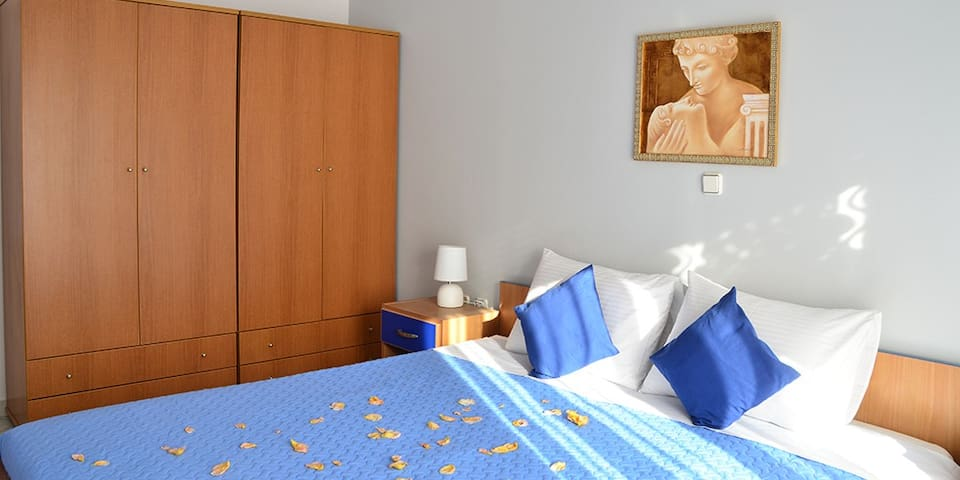 PANTHEON DELUXE APARTMENTS - Archangelos - Lejlighed
