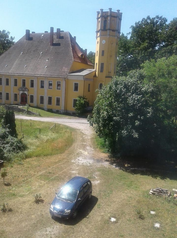 Castle Spree, inspector's house