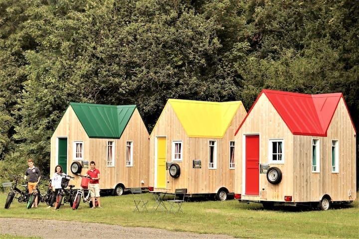 Les Tinys de Pommorio, 5 logements insolites 5