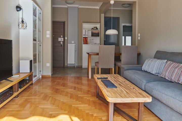 conpap modern & sunny apartment