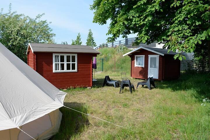 Campinghütte MALMÖ