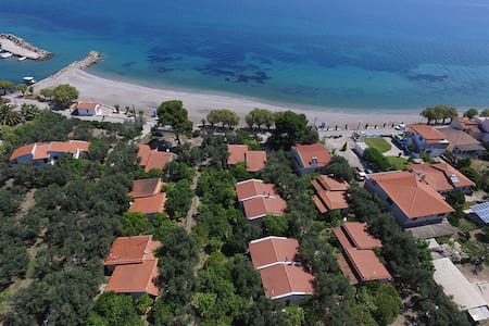 bluegreenvillas.gr - Diakopto