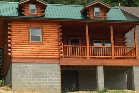 Log Cabin Guilford Lake Professionally cleaned