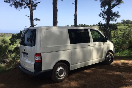 La Palma VW Camper Van = Freedom & Adventure!! - Santo Domingo - Camper