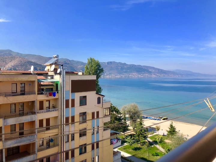 The Ohrid Lake Appartement
