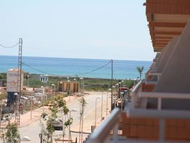 Marina d'or, apartment next to the beach - Cabanes - Jiné