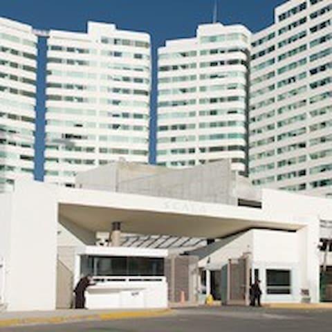 Departamento Frente al hospital Abc - Мехико