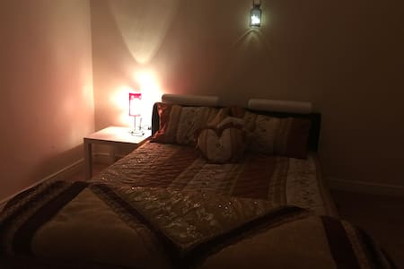 Master ensuite bedroom - Stockport - Bed & Breakfast