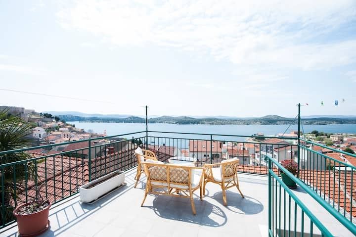 Studio apartment Ana, Sibenik