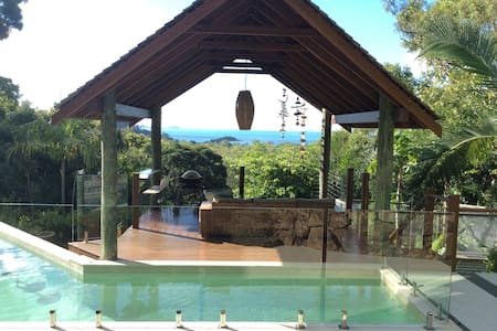 Beautiful view,secluded,luxury pool - Cannonvale